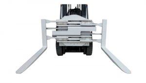 Braçadeiras da forquilha não-Sideshifting de 2.2ton para o Forklift