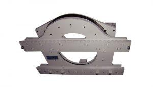 Fabricantes Forklift Rotator Fork / Tipo Diferente e Tamanho Rotator