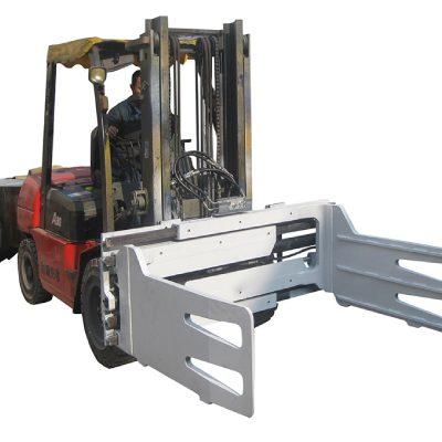 Braçadeiras de fardos de giro do caminhão da forquilha com empilhadeira