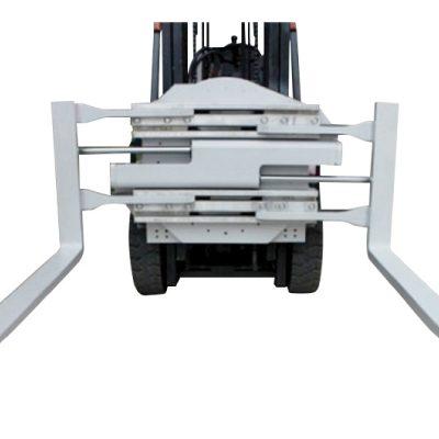 Braçadeira de giro da forquilha do acessório da empilhadeira da classe 2 com 1220 milímetros de comprimento