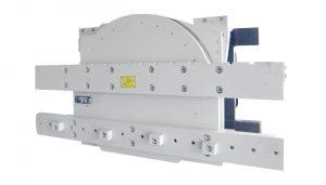 Acessórios hidráulicos do rotador da empilhadeira OEM disponível ferramentas de giro do acessório da empilhadeira giratória de 360 graus
