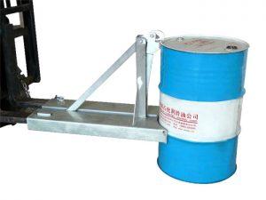 O manipulador de tambor de empilhadeira de aço inoxidável tipo BGN-1 55 galão