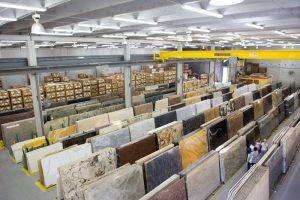 Indústria de mármore