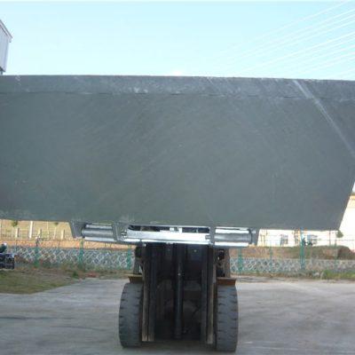 Balde de material de boa qualidade usado para empilhadeira OEM para escavadeira
