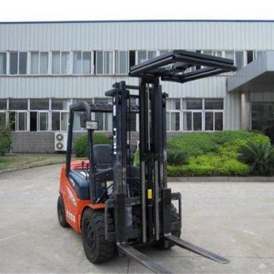 Estabilizadores de carga de acessórios de empilhadeira hidráulica