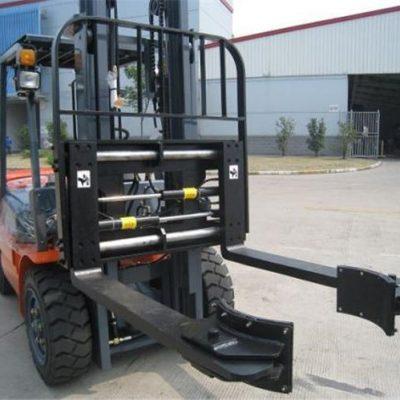 Forquilhas de aperto síncronas dos acessórios hidráulicos da empilhadeira para materiais de construção